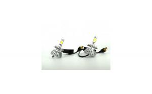 Set Bec LED X01 2 buc HB4 9006 6000K