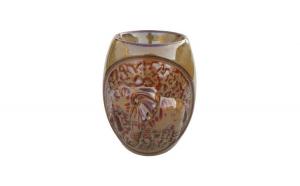 Candela din ceramica aromaterapie cu