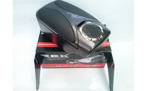 Cotiera universala carbon + negru 48004