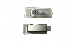 Lampi led logo portiere dedicate Mercedes CLS W218/X218 - 2012 - prezent, CLA C117 (4 portiere) - 2012 - prezent