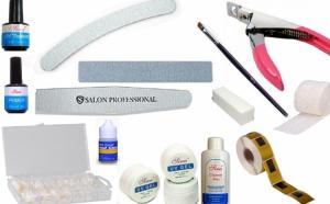 Kit complet unghii pentru incepatori cu toate produsele de care aveti nevoie