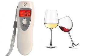 Tester Alcool