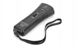 Aparat portabil cu ultrasunete impotriva cainilor agresivi sau pentru dresaj