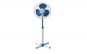 Ventilator cu picior Putere 45 w, 3 Trepte de viteza + Set cutite 3 piese CADOU