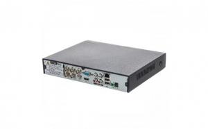Kit de supraveghere HD 4 camere de interior/exterior 1mp , infrarosu si vizionare pe telefon, calculator, tableta cu ajutorul Internetului, HDMI