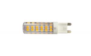 Bec LED G9 7W 220V 550lm 6500k alb rece