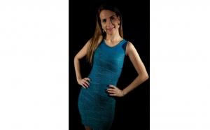 Rochie Bandage Turcoaz, Fashion Outlet