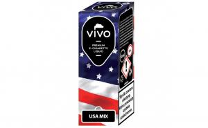 Lichid tigari electronice, aroma, USA Mix 10ml 6mg/ml
