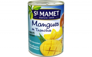Compot de mango 425g St. Mamet