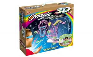 Tabla pentru desen 3D Desen Magic