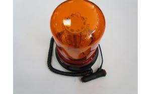 Girofar cu magnet 51066 cu 120 LED Portocaliu 12-24V
