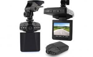 Camera DVR Video Profesional, FULL HD, cu 6 led-uri, Night Vision