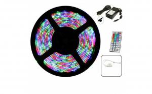 Banda RGB LED, cu telecomanda si joc