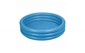 Piscina albastra, inele gonflabile