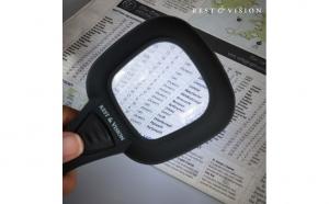 Lupa cu lumina LED si ultravioleta Magnifier & Vision, la doar 85 RON in loc de 120 RON