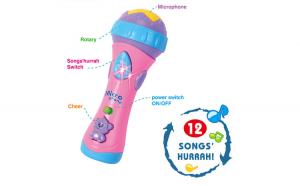 Microfon cu activitati, MZ 1001-A