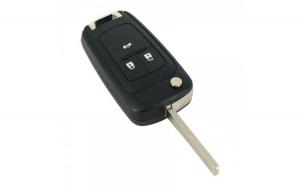 Opel, Chevrolet - Carcasă cheie tip briceag 3 butoane - înlocuieşte cheia origin