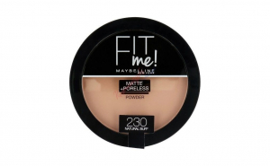 Pudra Fit Me Matte Poreless Powder, Maybelline NewYork, 230-Natural Buff, 14gr