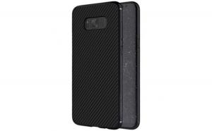 Husa Samsung Galaxy Note 8 Nillkin Synthetic Fiber Negru