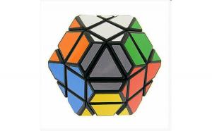 Cub Rubik 3x3x3 DianSheng diamond, Black