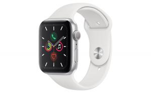 Curea Silicon Premium MTP White pentru Apple Watch 40mm