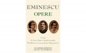 Eminescu Opere Vol
