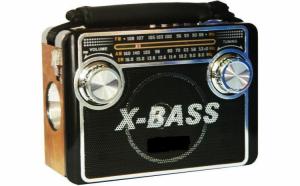 Radio portabil cu lanterna