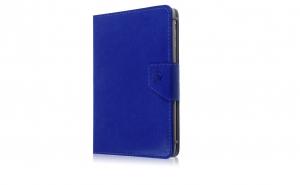 Husa tableta model X , 8 inch, Albastru