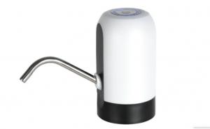 Pompa electrica pentru bidon de apa, cu acumulator, incarcare prin USB