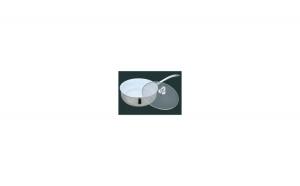 Tigaie din Inox, tip Cratita cu Interior Ceramic 24cm, la 69 RON in loc de 138 RON