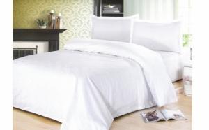 Pachet 4 lenjerii pentru pat SINGLE, acum la pretul de 269 RON in loc de 499 RON. Oferta limitata!