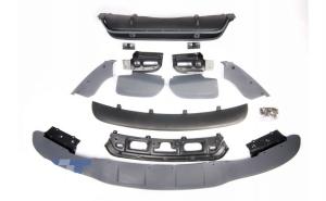 Body Kit Aerodinamik compatibil cu BMW X5 E70 LCI (2011-2014)