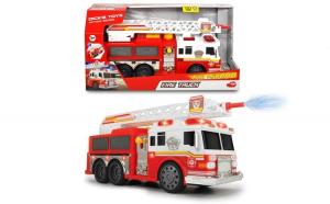 Masina de pompieri cu apa si functiuni