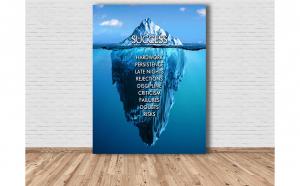 Tablou Iceberg, Decoratiuni Casa