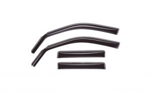 Paravanturi BMW X3 E83 2003--2010 ART4029 - set fata/spate