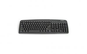 Tastatura OMEGA OK014 Cetus, USB, negru, la doar 34.9 RON in loc de 64.9 RON