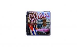 Tabachera Champ - clasica Bienvenido a Cuba HQ Car Pink (20)