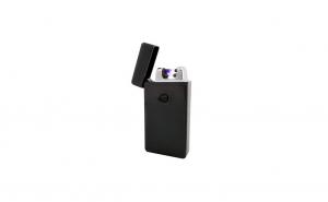 Bricheta electrica antivant, 5V, incarcare USB, neagra