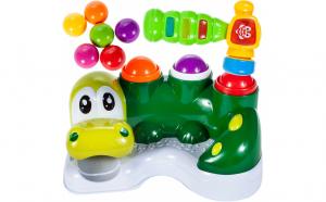 Crocodilul cu bile