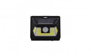 Lampa LED solara LF-1622 cu senzor de miscare si LED COB