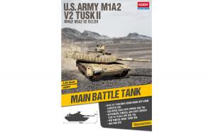 1:35 U.S. ARMY M1A2