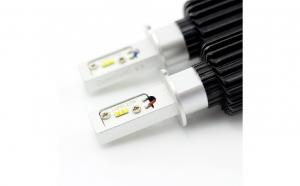 Carguard -Set de doua becuri auto - LED