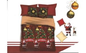 Alege o lenjerie de pat 5D din bumbac satinat100% pentru dormitorul dvs. bucurandu-va de designul unic si deosebit al acestora. Acum la pretul de 99 RON in loc de 199 RON. Oferta limitata !