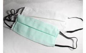 7 masti de protectie bumbac 100% si 2 straturi tifon, reutilizabila