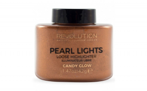 Iluminator Pulbere MAKEUP REVOLUTION Pearl Lights Loose Highlighter - Candy Glow, 25 g