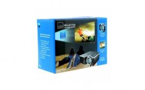 Videoproiector LED Portabil - tehnologie de afisare LCD