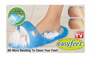 Perie pentru spalat picioarele