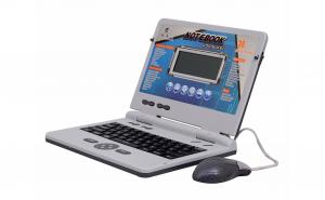Laptop interactiv pentru copii, mousse, 30 de functii, limba engleza