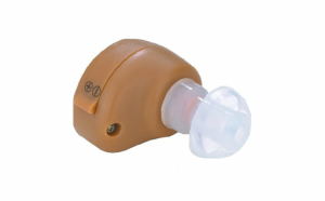 Mini aparat auditiv intraauricular