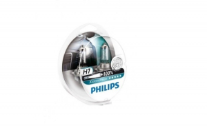Bec Philips 12v, 55w, H7 x-tremevision
